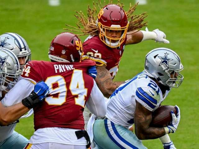 Washington Football Team vs. Cowboys on Thanksgiving: How to Watch, What Time and What Channel