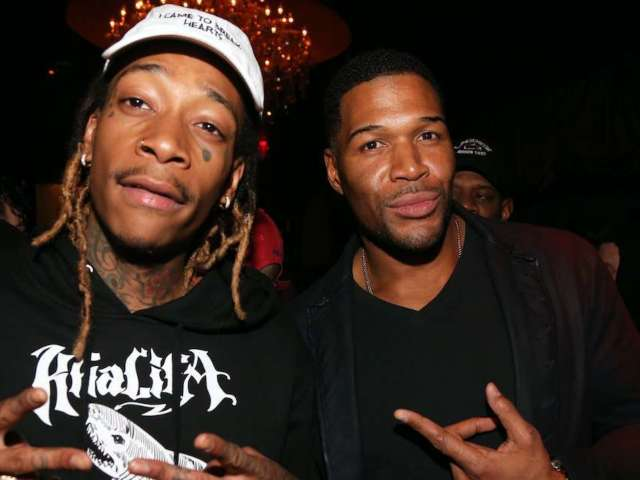 Michael Strahan and Wiz Khalifa Facing Lawsuit Over Their Cannabis Company