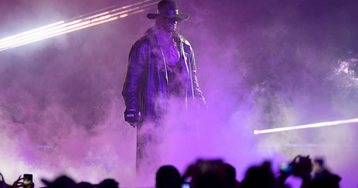 WWE legends pay tribute to The Undertaker announcing retirement Survivor Series