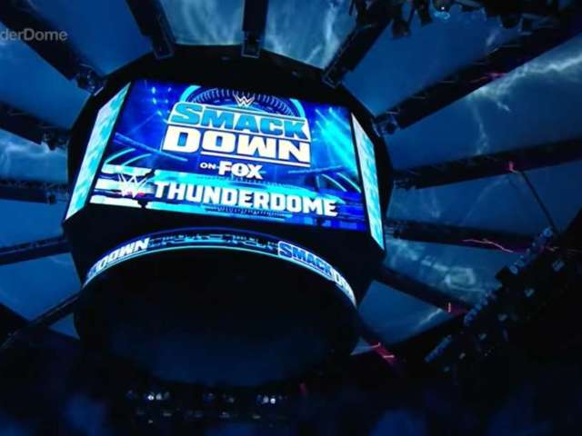 WWE ThunderDome Possibly Moving to a Baseball Stadium, According to Report