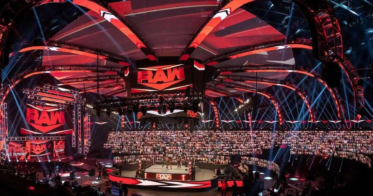 WWE Thunderdome Tropicana Field Tampa Bay