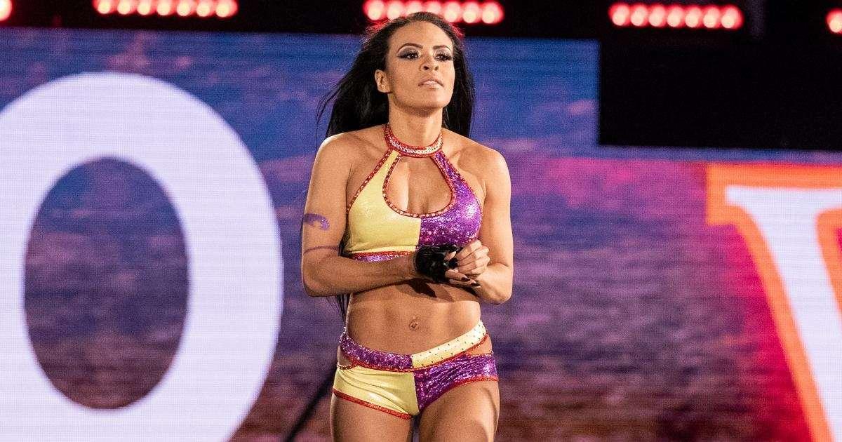 Zelina Vega WWE released