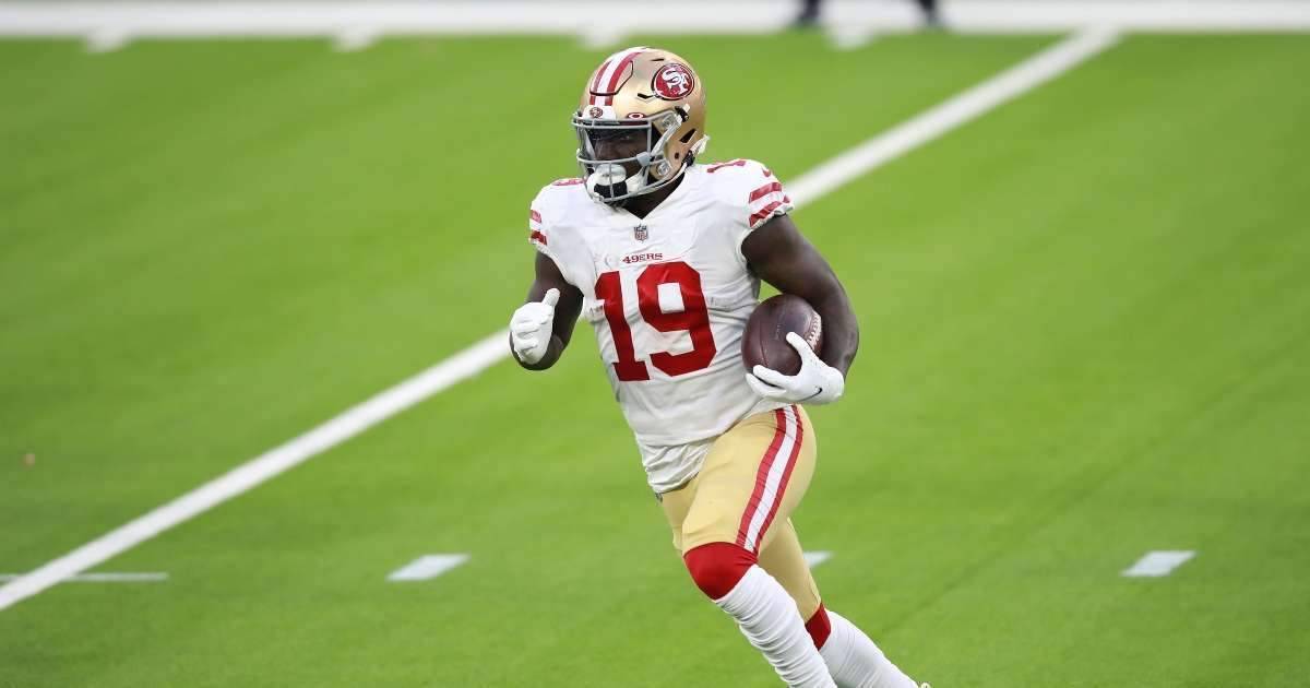49ers Deebo Samuel message Tommy Tiny Lister after death