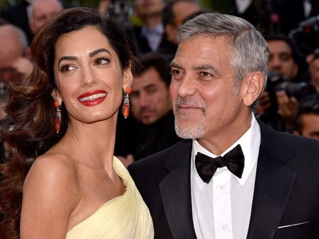George Clooney Reveals Why He Gave His and Wife Amal Clooney's Kids Simple Names
