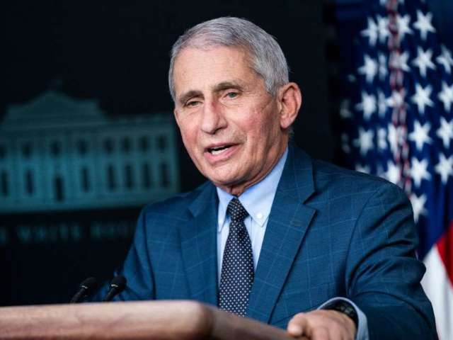 Fauci Says Trump and Biden Should Be Vaccinated 'As Soon as We Possibly Can'