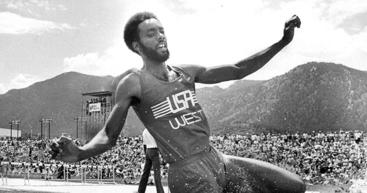 Arnie Robinson Jr Olympic Gold medalist dead 72 contacting COVID-19