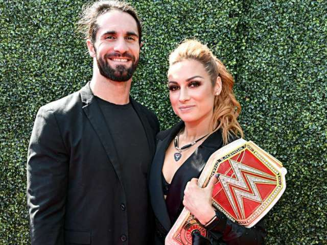 Becky Lynch's Pregnancy Journey in Photos and Videos