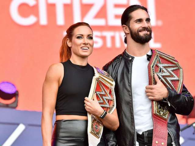 Becky Lynch and Seth Rollins Receive Wave of Well Wishes After Welcoming First Child