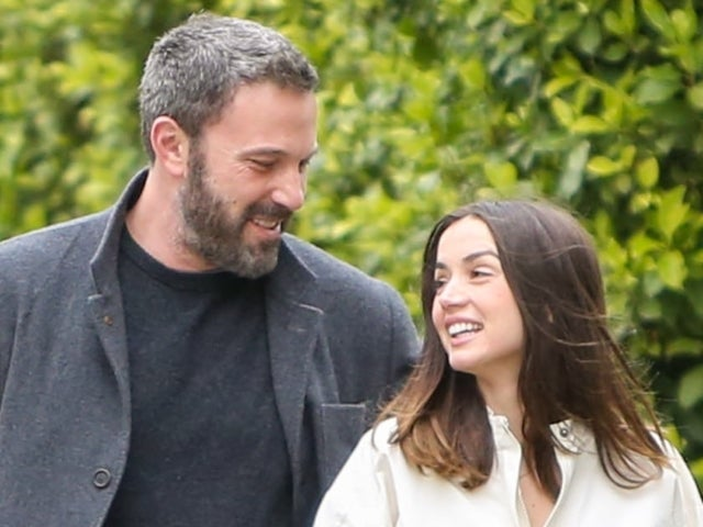 Ben Affleck's Girlfriend Ana de Armas Reportedly Moves in With Him