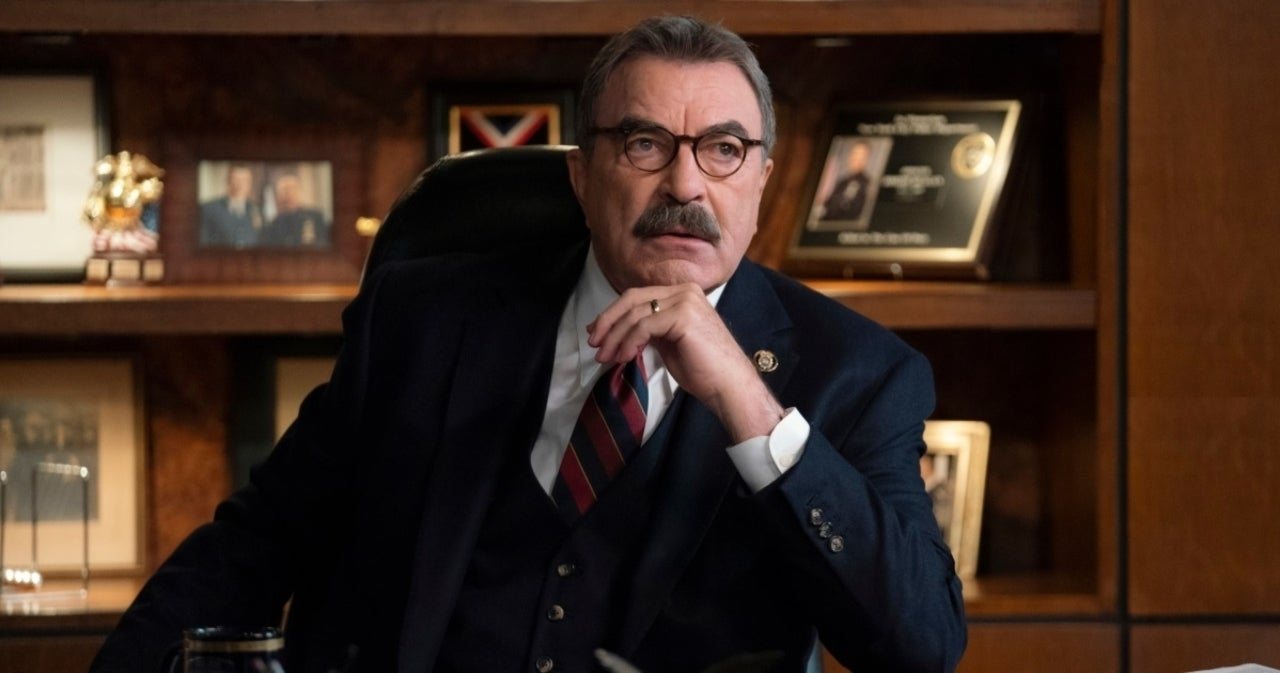 Blue Bloods Danny Brings Guest To Reagan Family Dinner In Tense Season 11 Premiere When joe hill's lineage as a reagan is revealed, frank struggles from a distance when his grandson wants to fight his own battles. blue bloods danny brings guest to
