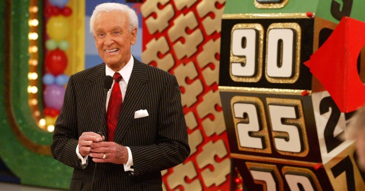 bob barker price is right getty images