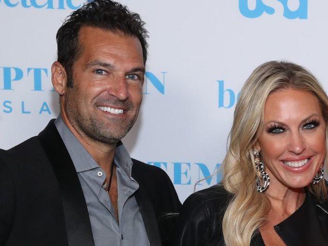 'RHOC': Braunwyn Windham-Burke Admits She Hit Husband Sean