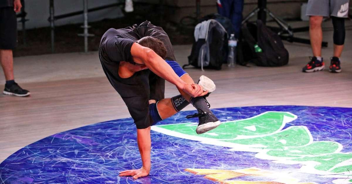 Break dancing Olympic sport 2024 games