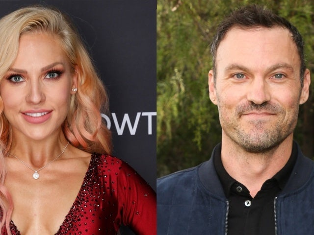 'Dancing With the Stars' Pro Sharna Burgess Has Reportedly Met Brian Austin Green and Ex Megan Fox's Kids