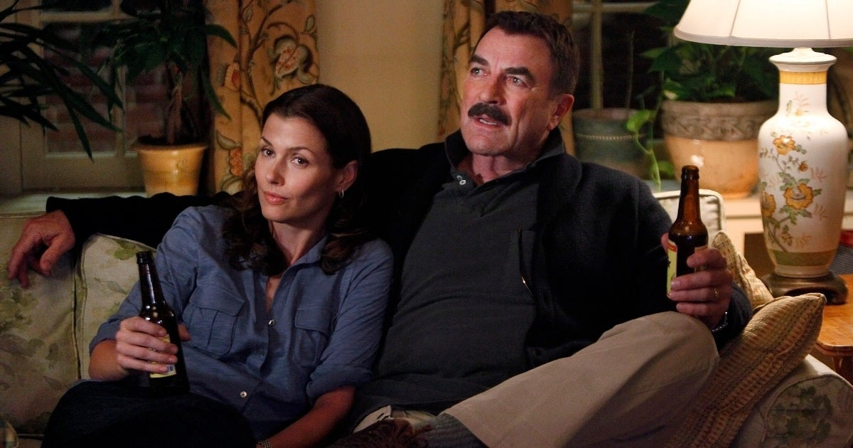 bridget moynahan tom selleck cbs getty images