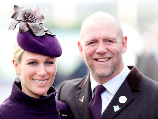 Queen Elizabeth's Granddaughter Zara Tindall Expecting Third Child With Husband Mike