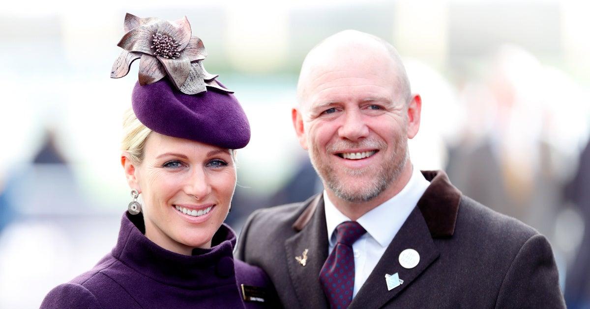 british-royal-family-zara-tindall-husband-mike-tindall