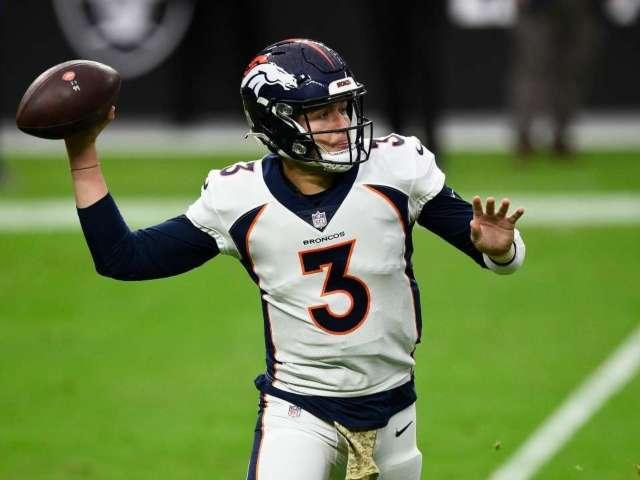 Broncos Quarterbacks Set to Return Wednesday After Testing Negative for COVID-19
