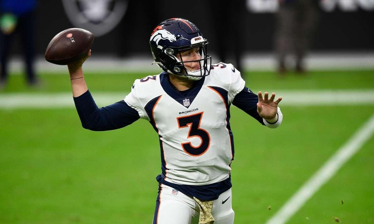 Broncos quarterbacks return Wednesday test negative COVID-19