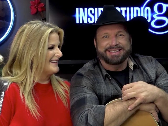 Trisha Yearwood Shares Blooper Reel From Holiday Special With Garth Brooks