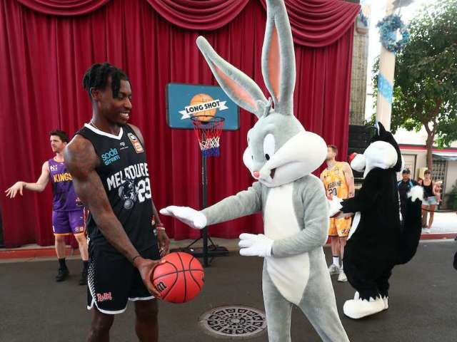 'Space Jam: A New Legacy': First Look at Bugs Bunny Released
