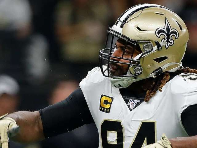 Saints' Cam Jordan Details Wild Sunday Featuring NFL Ejection, Birth of Daughter
