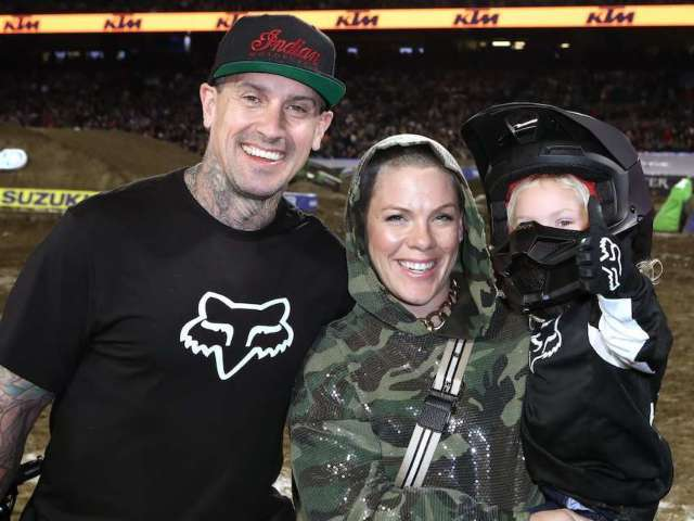 Pink's Husband Carey Hart Outlines Post-Pandemic Plans
