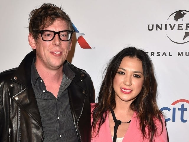 Michelle Branch 'Never Prouder' of Husband Patrick Carney for Backing $10K Against John Rich's Bet That Trump Will Remain in Office
