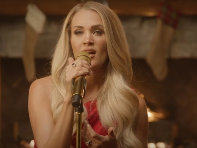 Carrie Underwood Shares Performance Video of New Song 'Sweet Baby Jesus'