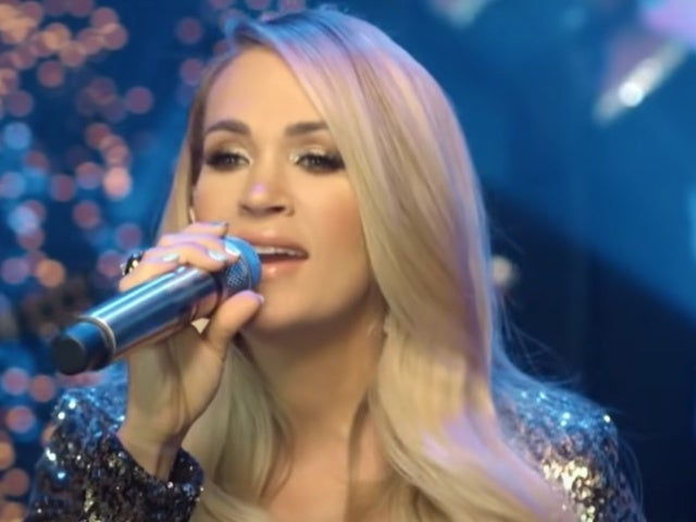 Carrie Underwood Performs New Song 'Let There Be Peace' on 'Today' Show
