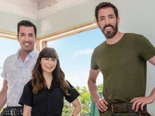 'Celebrity IOU' Star Jonathan Scott Gushes Over Working With Girlfriend Zooey Deschanel: 'I Want to Be With Her Forever' (Exclusive)