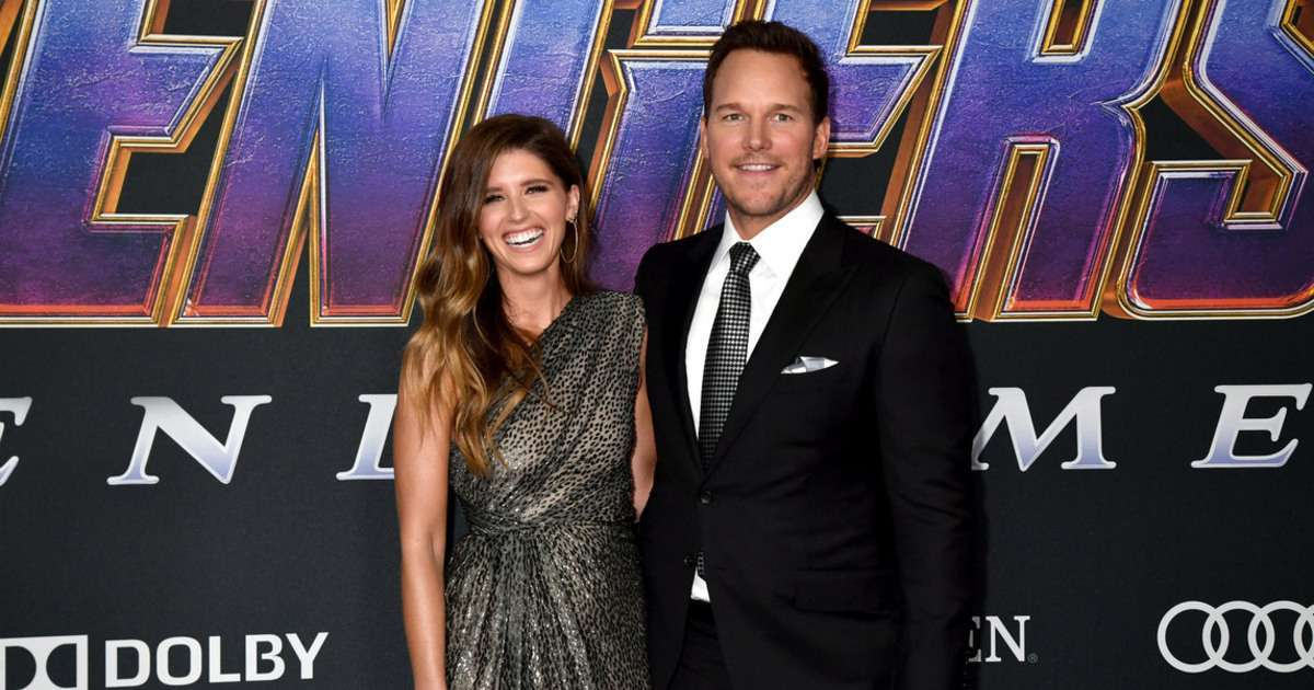 chris-pratt-katherine-schwarzenegger-getty