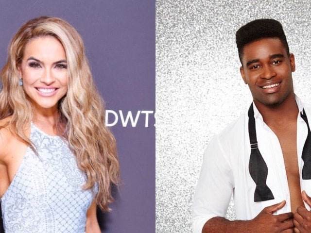 'Dancing With the Stars': Keo Motsepe Spends Christmas With Chrishell Stause's Family