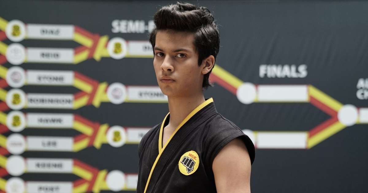 Cobra Kai Season 3 Miguel regains ability to walk fans pumped