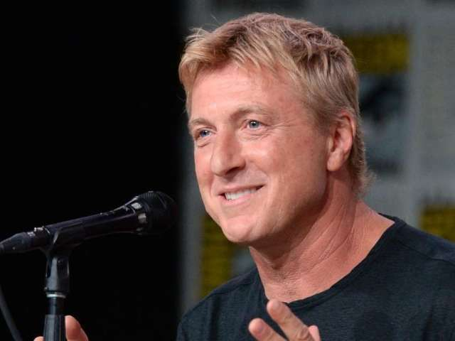 'Cobra Kai' Star William Zabka Earns 'Zero to Hero' Honor During MTV Awards
