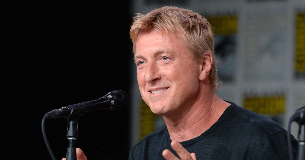 Cobra Kai William Zabka earns Zero to Hero honor MTV movie awards