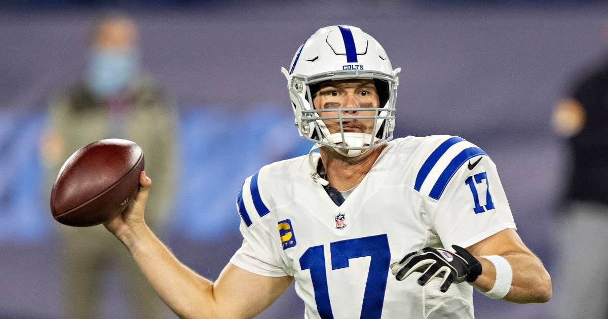 Colts coach Frank Reich says Philip Rivers multiple years wants continue playing