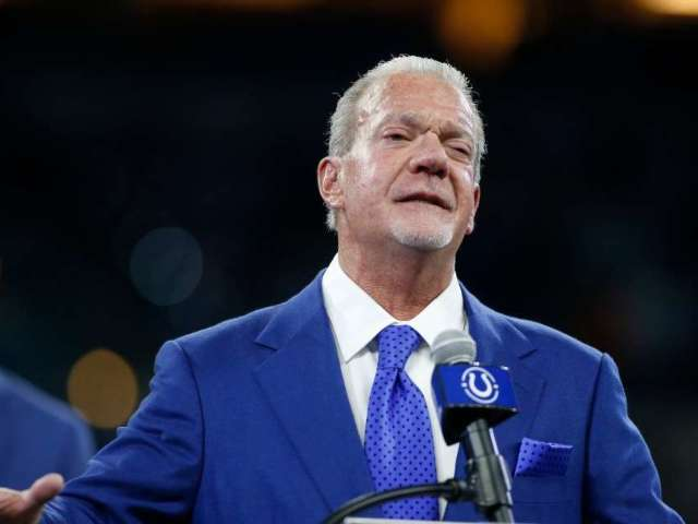 Colts Owner Jim Irsay Comments on Andrew Luck NFL Return
