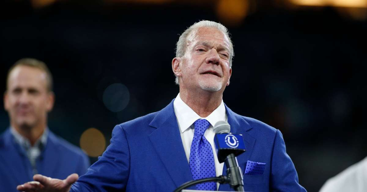 Colts owner Jim Irsay comments Andrew Luck NFL return