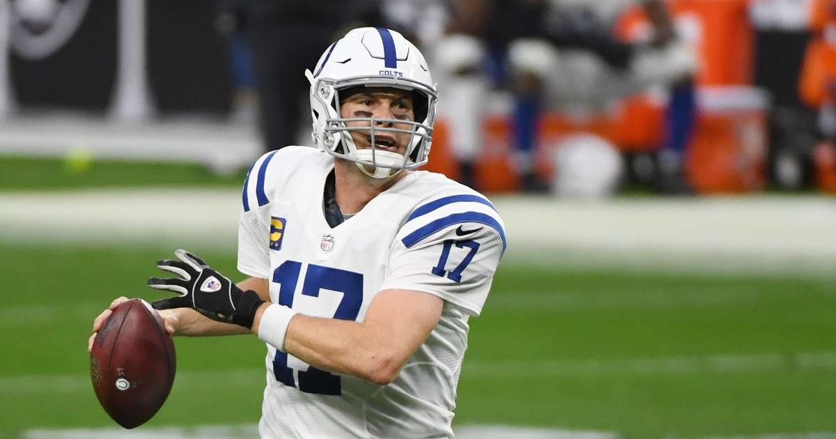 Colts Philip Rivers says Sunday could be last NFL game