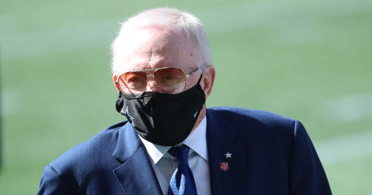 Cowboys owner Jerry Jones says NFL add 17th game to 2021 schedule