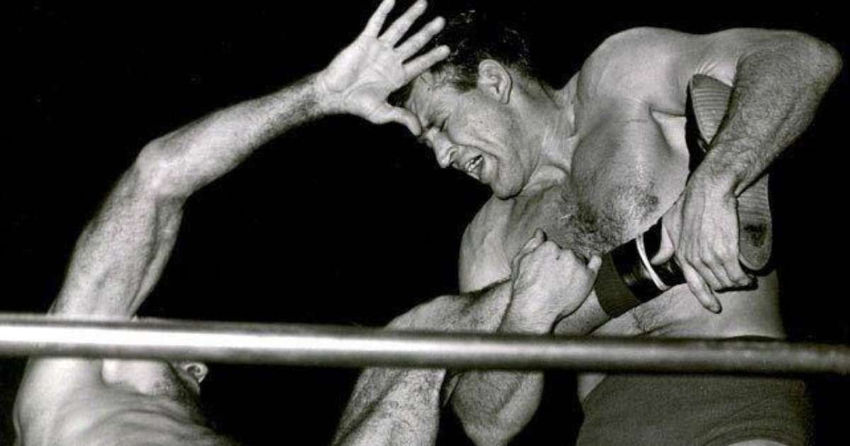 Danny Hodge wrestling legend dead 88