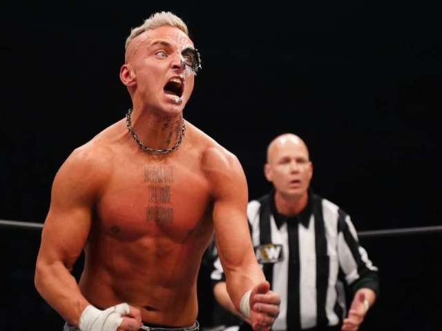 Darby Allin Reveals Why He Joined AEW, Details Encounter With Sting (Exclusive)