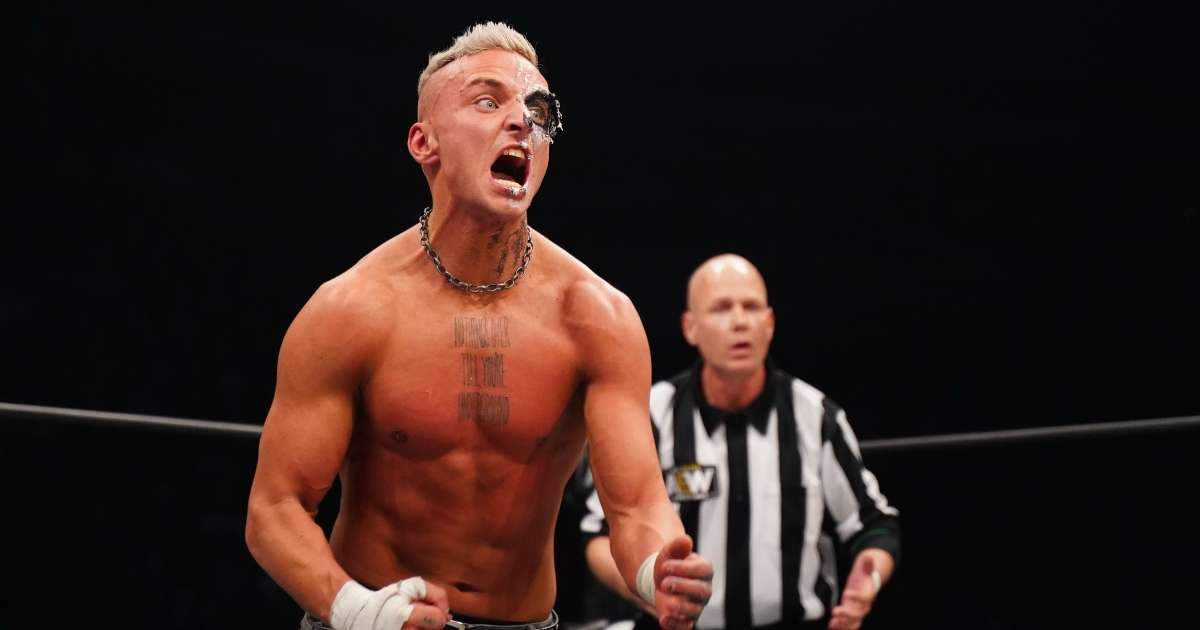 Darby Allin reveals why signed AEW encounter Sting