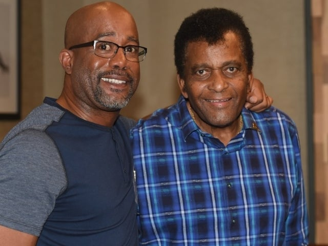 Darius Rucker Mourns 'Icon' Charley Pride With Heartfelt Tribute: 'He Destroyed Barriers'