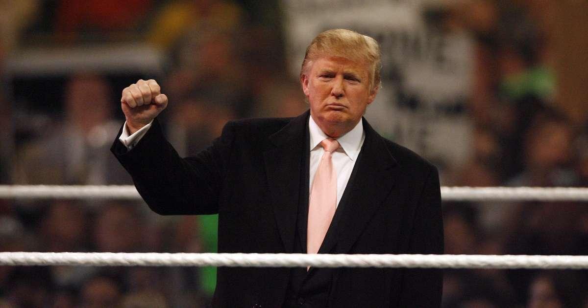 Dave Bautista Donald Trump wore diaper during WrestleMania 23 social media loses it
