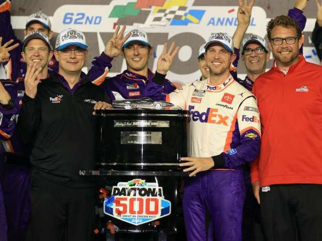 NASCAR: Daytona 500 to Have Limited Capacity, Ending Sellout Streak