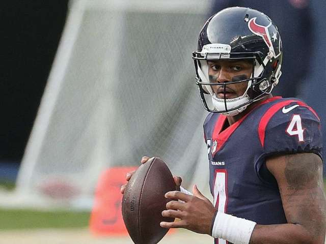 Texans Fine Deshaun Watson and Several Teammates for Attending Restaurant Opening