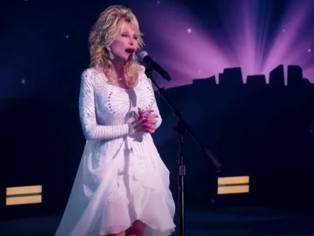Dolly Parton Performs 'Mary, Did You Know?' During 'Christmas in Rockefeller Center'