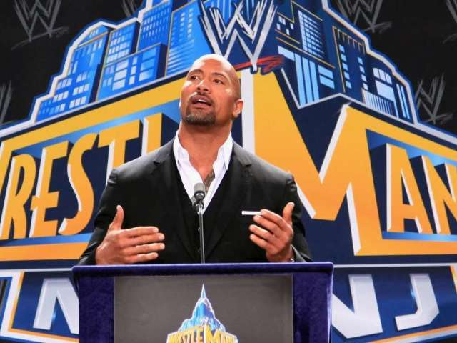 Dwayne 'The Rock' Johnson Sends Message to Pat Patterson After His Death